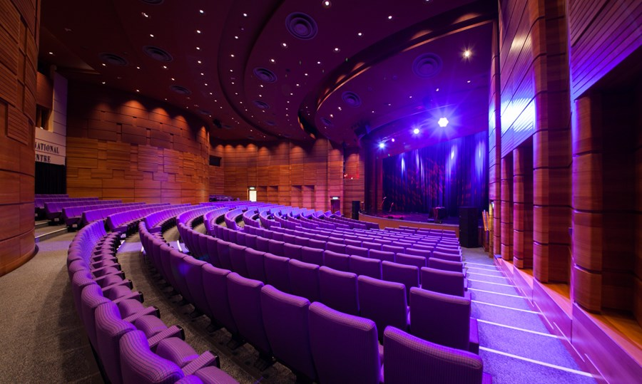 The Pentland Suite at the EICC