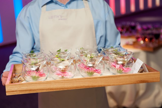 Catering Services for events at the EICC