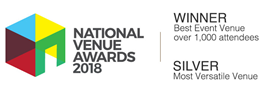 National Venue Awards 2018