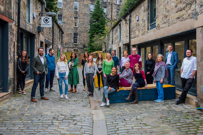 Social Enterprise Hub in Edinburgh